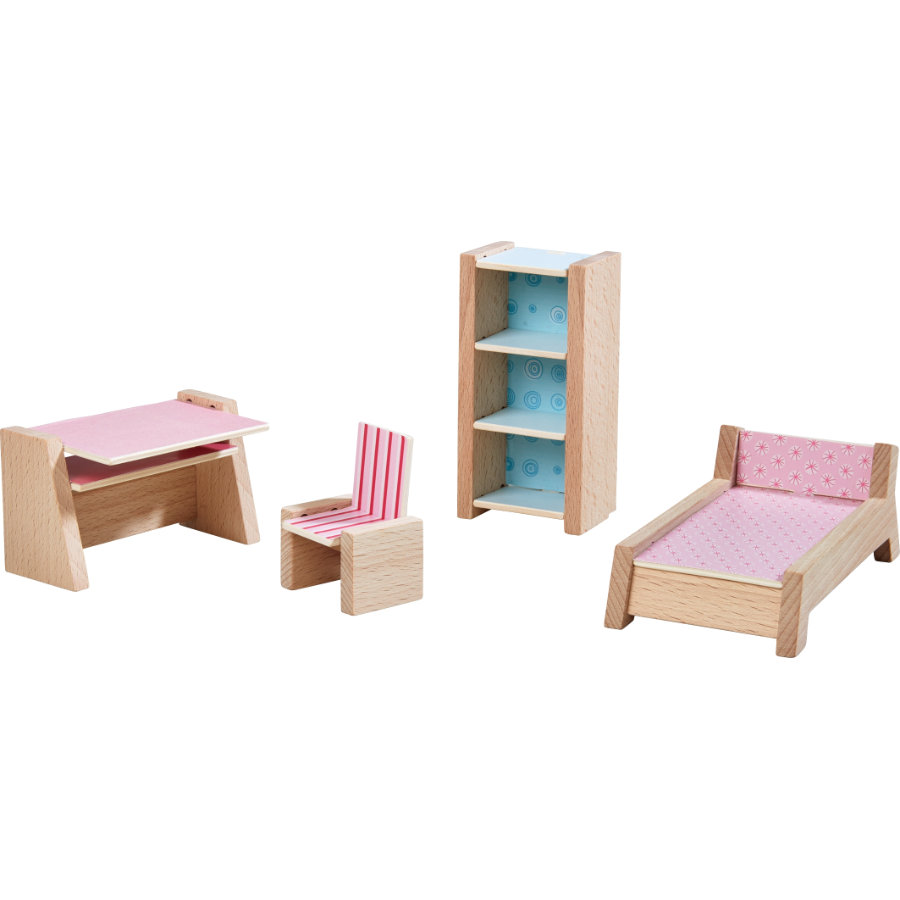 Haba Little Friends Esszimmer Haba Little Friends Puppenhaus Möbel Jugendzimmer 303841