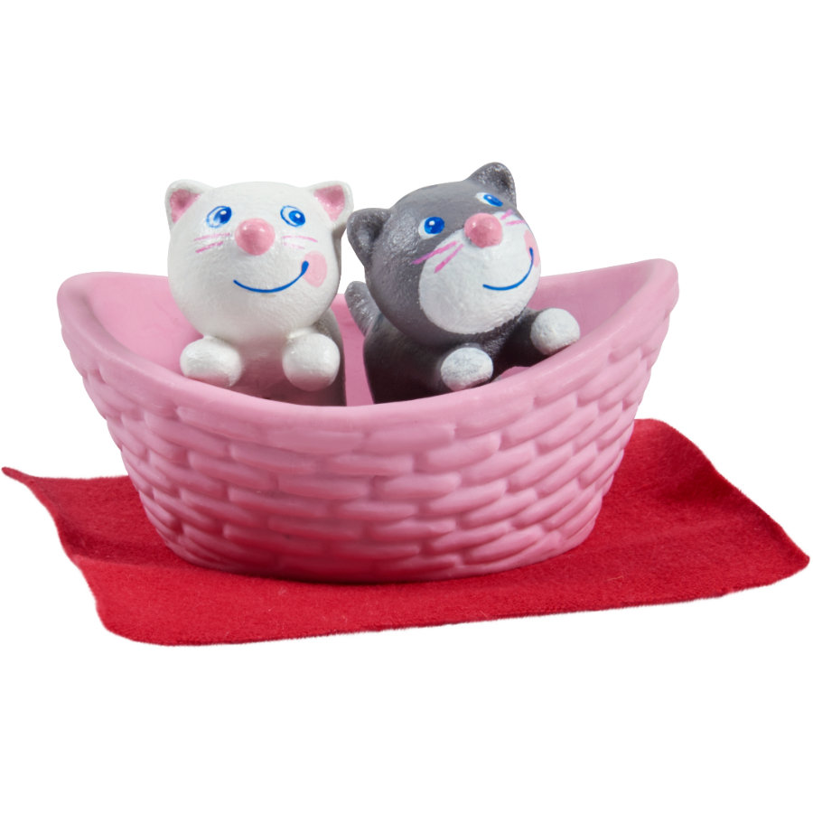 Haba Little Friends Esszimmer Haba Little Friends Katzenbabys 303891