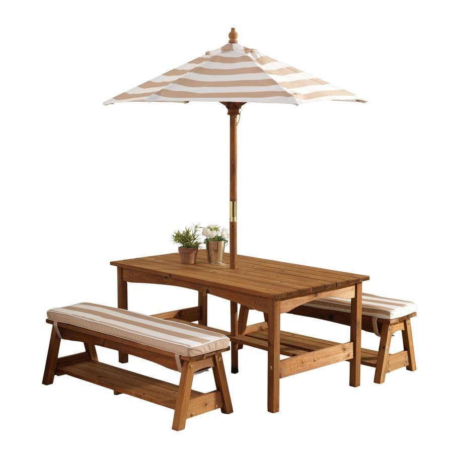 Table Jardin Bois Enfant