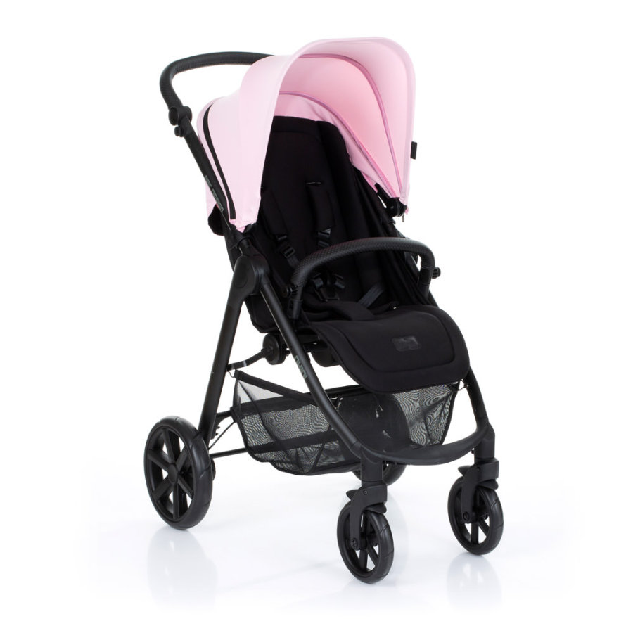 Tweeling Kinderwagen Abc Zoom Abc Design Buggy Okini Rose