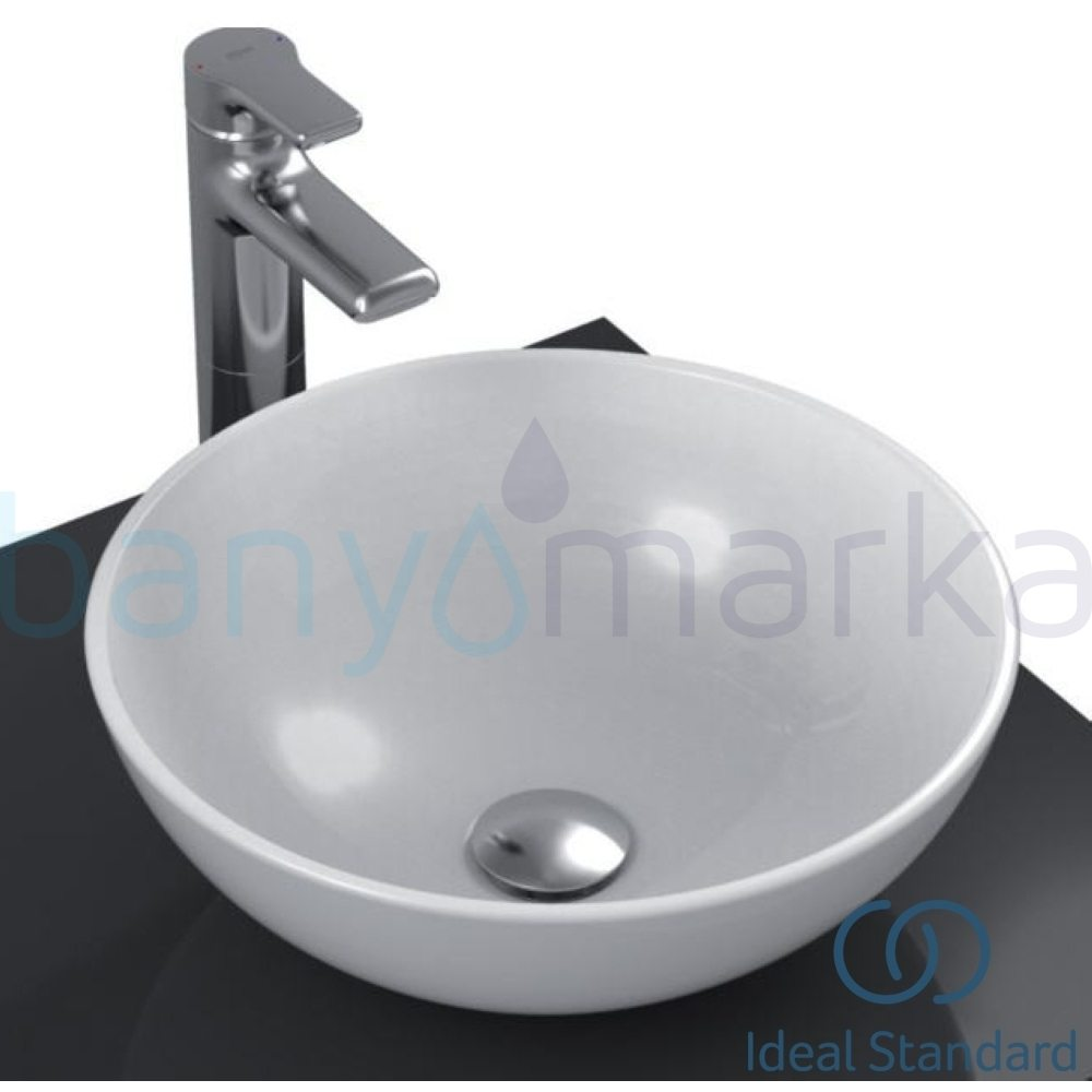 Lavabi Appoggio Ideal Standard Lavabo Incasso Soprapiano Ideal Standard Trendy Connect Lavabo