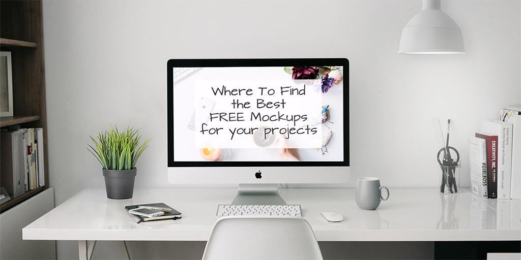 14 Best Free Mockups Websites for Designers (2019 Update)