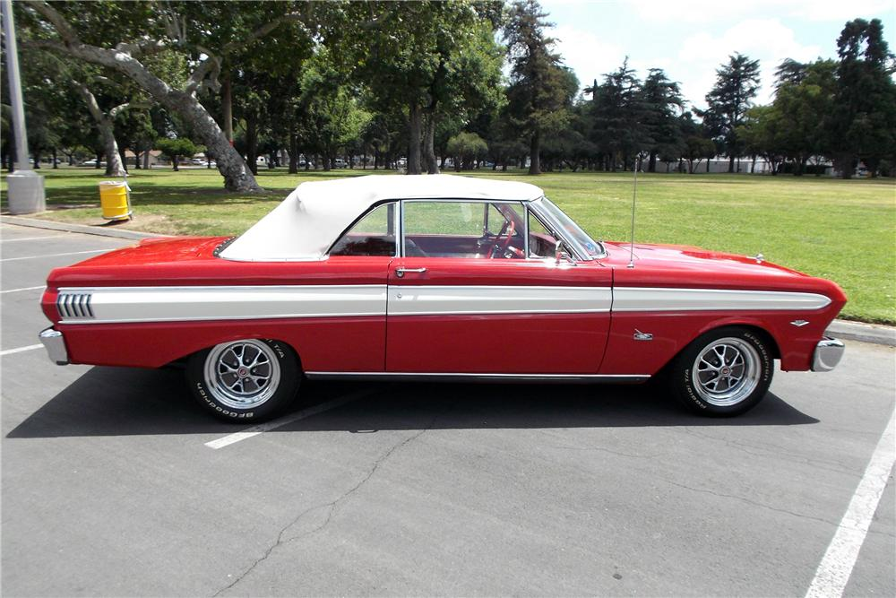1957 Cars Restored Or Wallpapers 1964 Ford Falcon Custom Convertible 154181