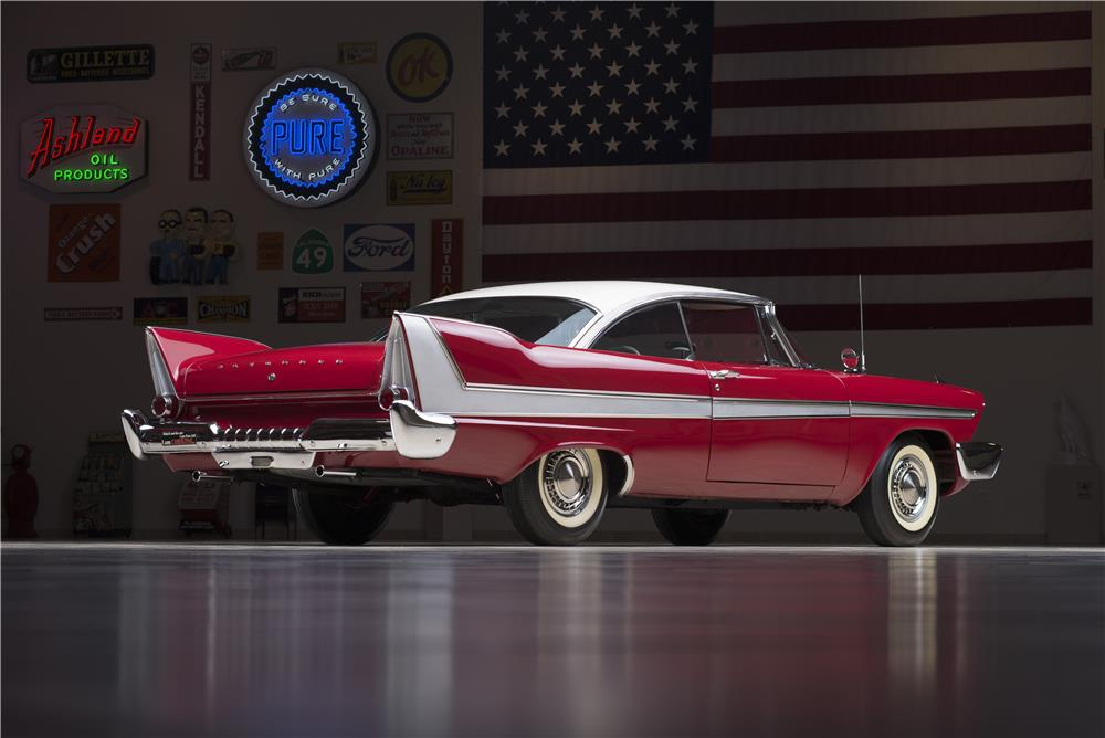 1957 Cars Restored Or Wallpapers 1958 Plymouth Fury Christine 178583