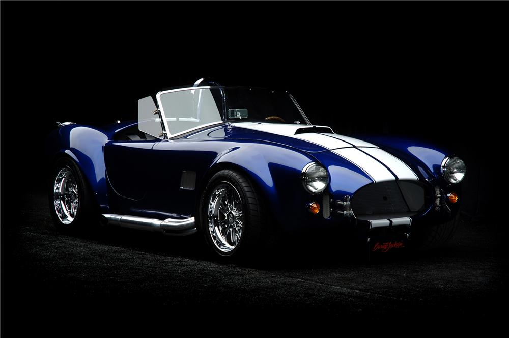 High Resolution Muscle Car Wallpapers 1965 Factory Five Shelby Cobra Re Creation Roadster