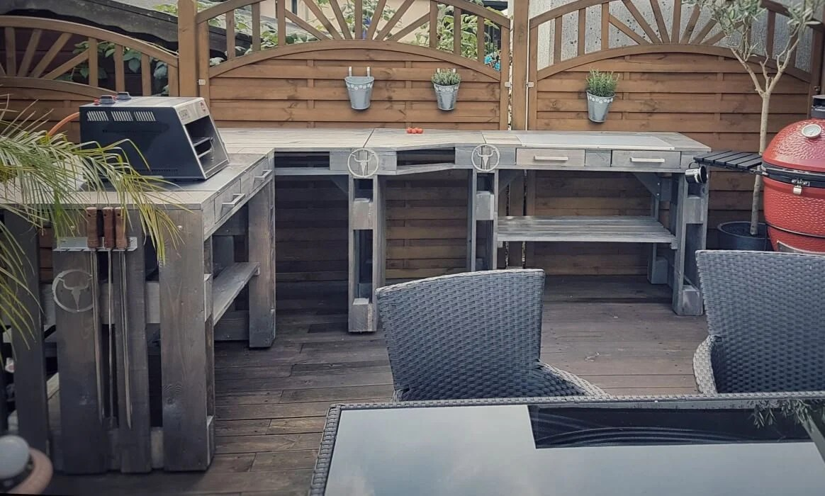 Möbel Für Outdoor Küche : Outdoor küche kugelgrill outdoor grill gas test vergleich