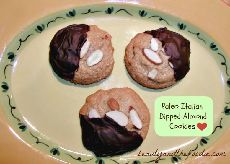 Paleo Italian Chocolate Cookies