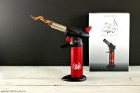 How to Use A Culinary Torch   Beauty and the Foodie