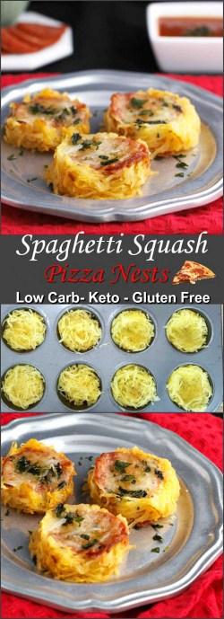 Small Of Spaghetti Squash Keto