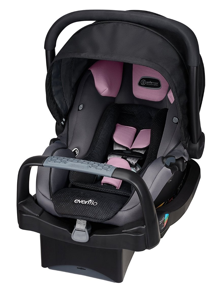 Baby Capsule Convertible Car Seat The Evenflo Safemax Infant Car Seat 2019 Detailed Review