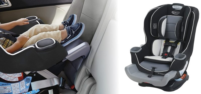 Rear Facing Car Seat Recline Angle Graco Extend2fit Convertible Car Seat – Our 2019 Review