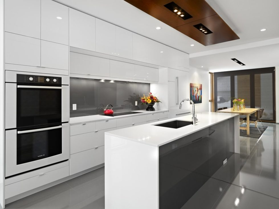 Ikea L Küchen Hi-tech Kitchen Design