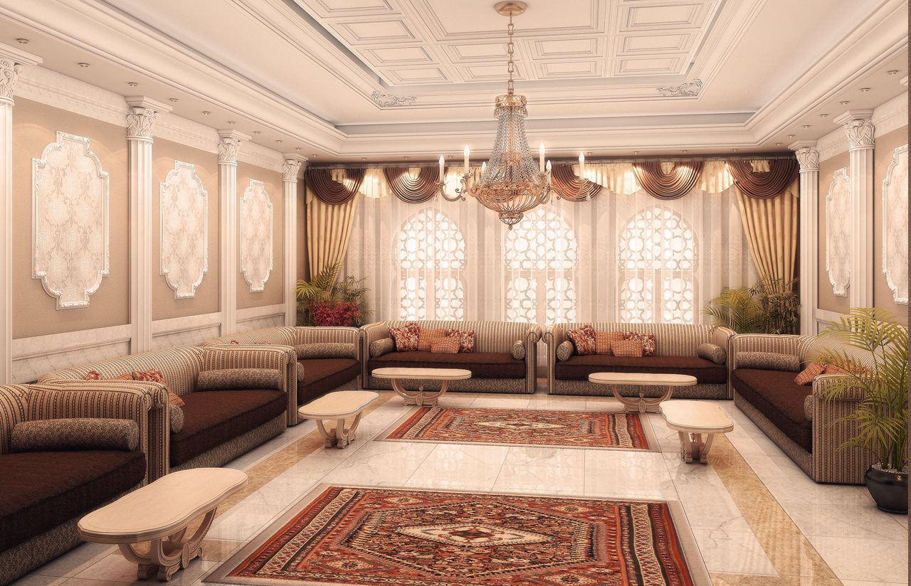 Interior Decoration Arabic Style Interior Design Ideas
