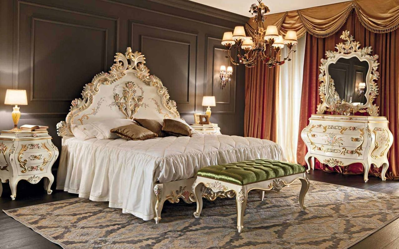 Chambre Style Baroque Elegant The Baroque Style With Chambre Baroque Moderne