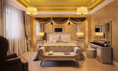 Empire Style interior design ideas