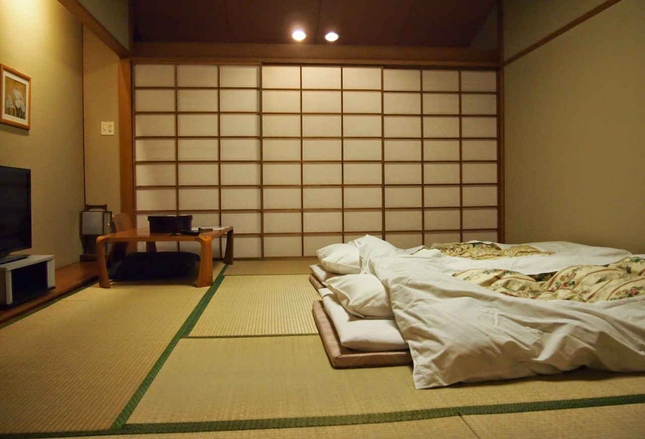 Japan Room Design Bedroom In Japanese Style