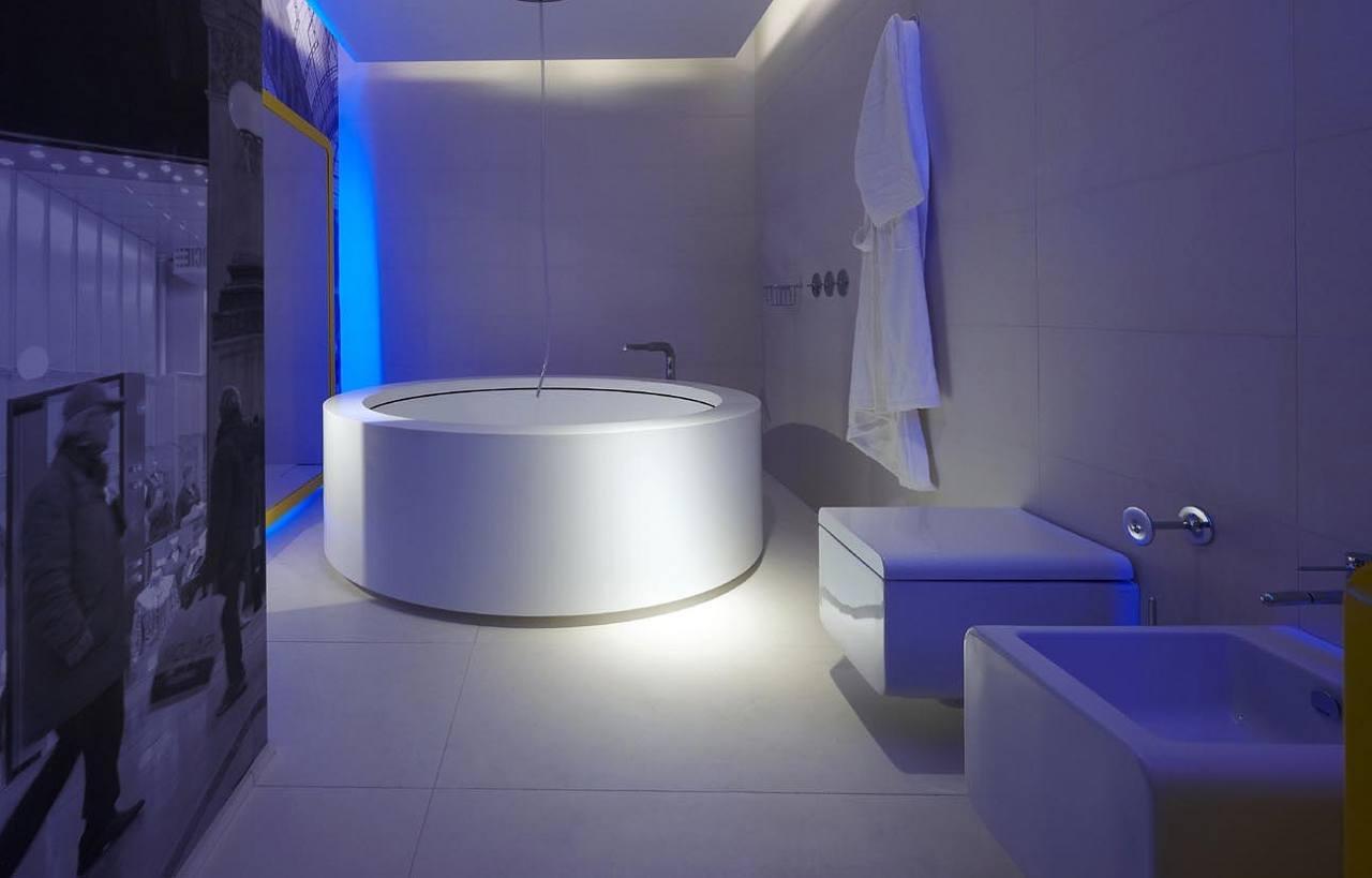 High Tech Bathroom High Tech Style In Interior Design
