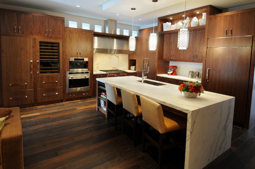 apartments design kitchen island walnut oak solid oak kitchen island kitchen design modern kitchen