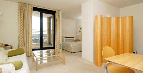 Medium Of Decorating Small Studio Apartment