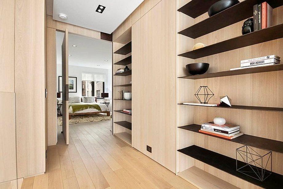 Ideas For A Studio Apartment Modern interior design of a duplex apartment in New York