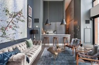 Interior design: luxury apartments in bohemian district of ...