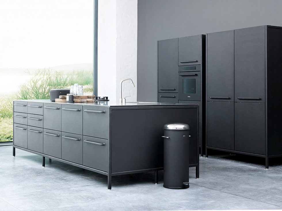 Colors For Boys Bedroom The Practical Kitchen Of Stainless Steel From Vipp
