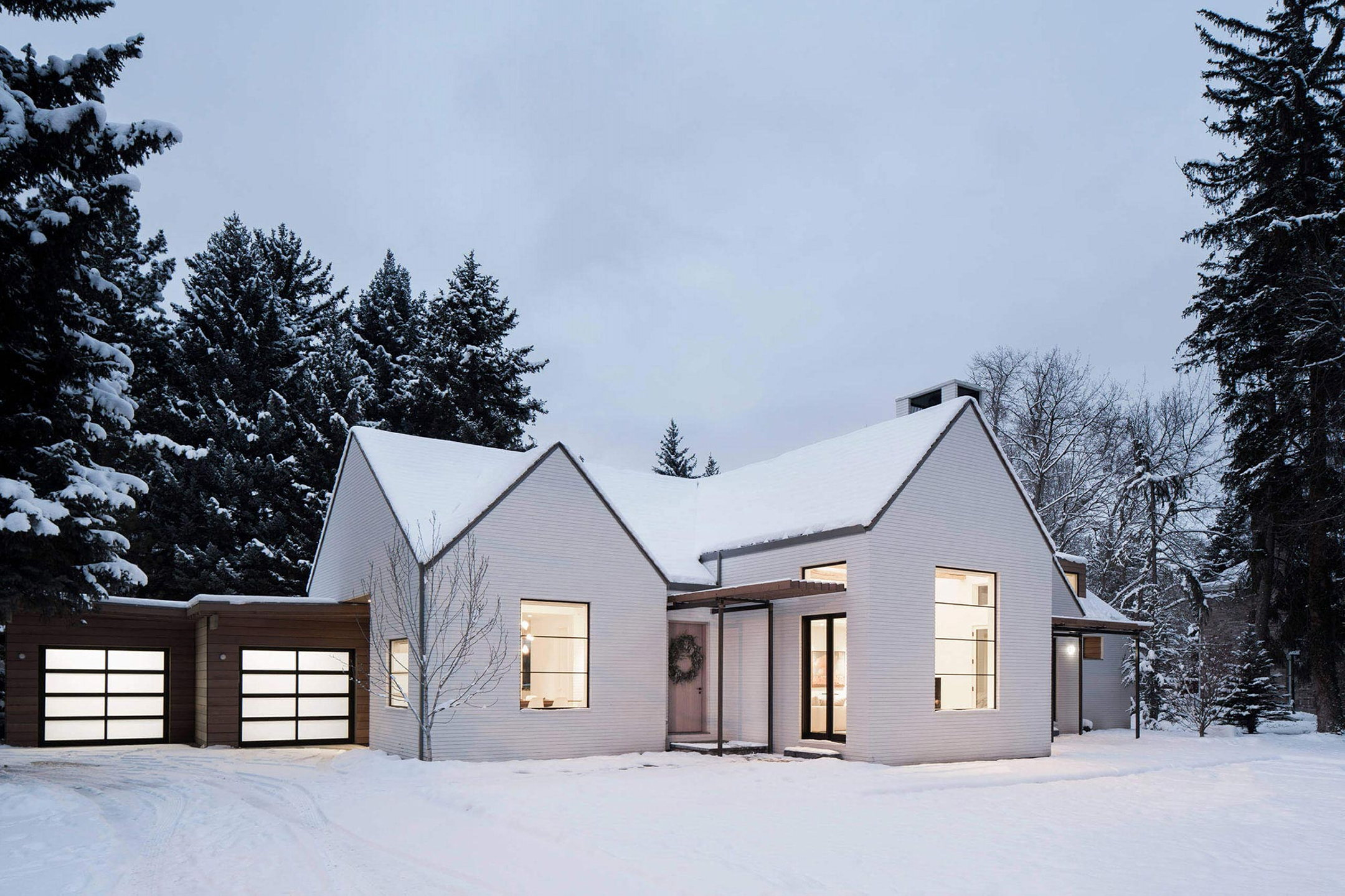 Scandinavia House Plans The Private House Hillsden In Scandinavian Style In Salt