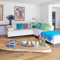 Bright Living Room: 10 Ideas, Which Will Suit Any Taste