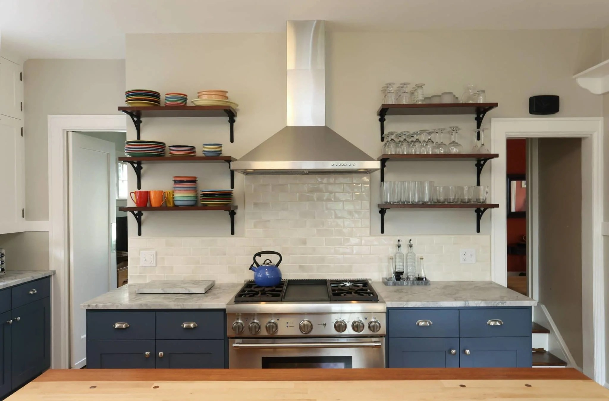 Doorless Kitchen Cabinets Upper Kitchen Cabinets Or Open Shelves For Your Kitchen