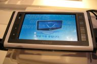 Samsung SWT-W100K Mobile Internet Device hands on! - Image 2 of 4