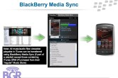BlackBerry Storm PowerPoint - Image 14 of 17