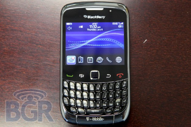 BlackBerry Trackpads Coming Back