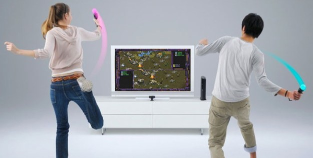 Sony Patent PlayStation Move Sequel