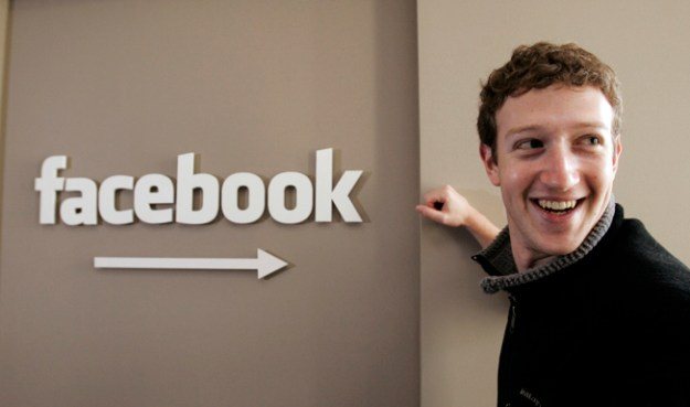 Facebook Stock Mark Zuckerberg