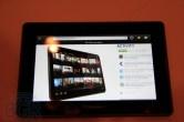 BlackBerry Playbook hands-on! - Image 12 of 18