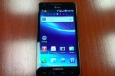 Samsung Infuse 4G hands-on - Image 1 of 6