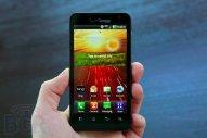 LG Revolution hands-on - Image 1 of 6
