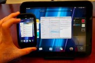 HP TouchPad hands-on - Image 4 of 11