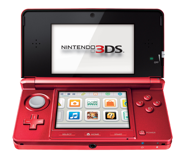 Nintendo 3DS Vs Amazon Kindle