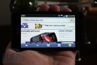 AT&T LG Thrill 4G Review - Image 4 of 9