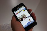 AT&T LG Thrill 4G Review - Image 6 of 9