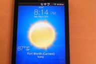 AT&T's HTC Holiday 4G LTE Android Phone - Image 2 of 6