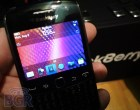 Hands on with the BlackBerry Curve 9360 - Image 3 of 4