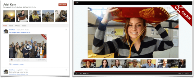 Google Hangouts Announcement
