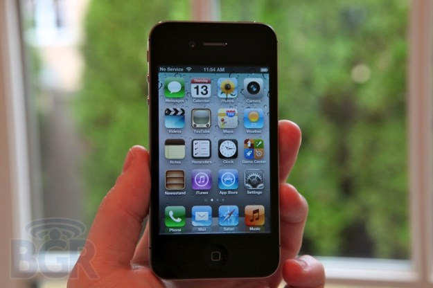 Apple iPhone 4 Popularity