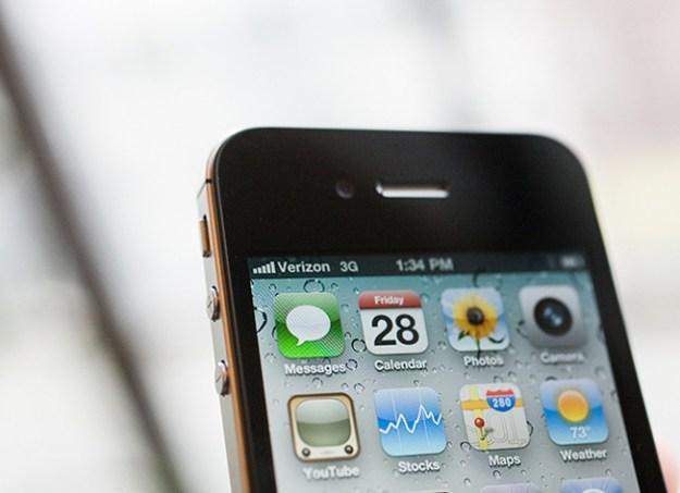 Verizon iPhone Profit
