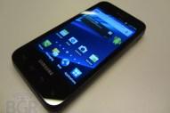 Samsung Captivate Glide hands-on - Image 3 of 7