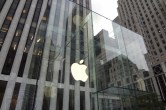 Live from 5th Ave Apple Store unveiling - Image 11 of 47