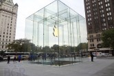 Live from 5th Ave Apple Store unveiling - Image 19 of 47