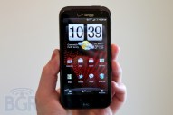 HTC Rezound hands-on (again) - Image 3 of 7